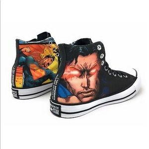 Converse CTAS Hi-Top Superman (Unisex)